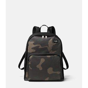 Camo Utility Twill Bookpack - JackSpade