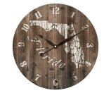 FirsTime State Wall Clock