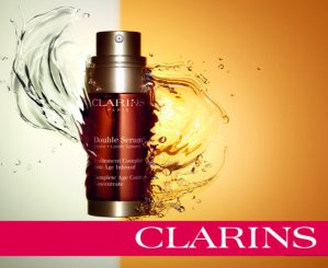 Free 4 pc Gift with Any Order @ Clarins