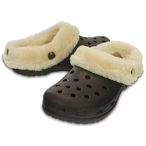 Classic Mammoth Luxe - Shearling Lined Clogs | Crocs