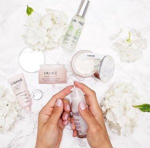 Dealmoon Exclusive!5pc gift ($45)With Any $50 Purchase @ Caudalie