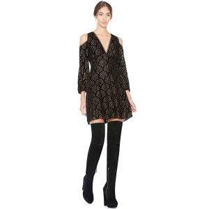 Arla Cold Shoulder Dress