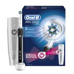 Oral-B Pro 2500 Electric Rechargeable Toothbrush (2 colours)