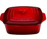2.75QT. Covered Square Casserole by Le Creuset