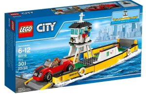 LEGO® City Ferry 60119