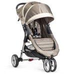 $155.99 Baby Jogger City Mini Stroller In Sand, Stone Frame