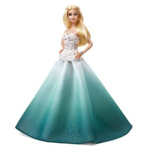 $15.99Barbie Collector 2016 Holiday Doll