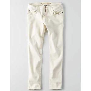 AEO 360 Extreme Flex Slim Jean, Natural | American Eagle Outfitters