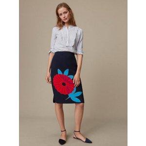 blossom-pencil-skirt
