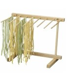$16 Eppicotispai EP 102 Natural Beechwood Collapsable Pasta Drying Rack