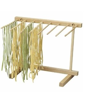 $15.19 Eppicotispai EP 102 Natural Beechwood Collapsable Pasta Drying Rack