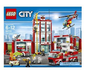 $63.99 LEGO CITY Fire Station 60110