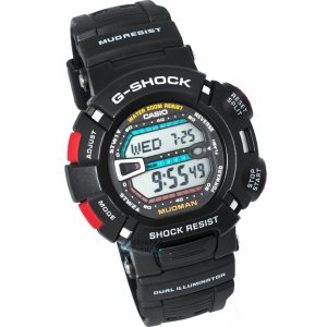 $57.25 Casio Men's G9000-1V