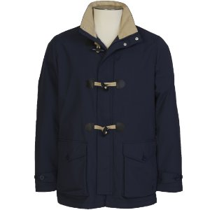 Toggle Coat - Peacoat