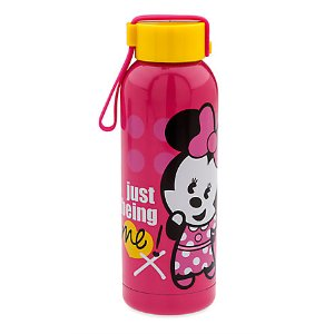 Minnie Mouse MXYZ Stainless Steel Water Bottle | Disney Store