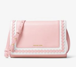 Up to 50% Off MICHAEL MICHAEL KORS Optic Pink Handbags Sale @ Michael Kors