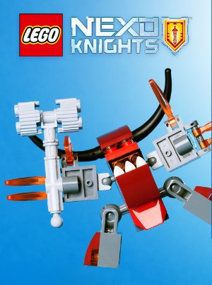 Free Lego Nexo Knights Building Event @ ToysRUs