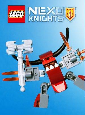 Free Lego Nexo KnightsBuilding Event @ ToysRUs