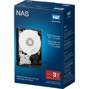 WD Network NAS 3TB Internal Hard Drive