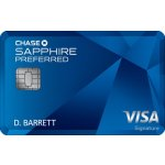 Chase Sapphire Preferred® Card Offers 2X points on travel and dining