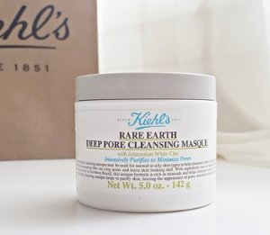 $20 Off $65 Rare Earth Pore Cleansing Masque @ Kiehl's