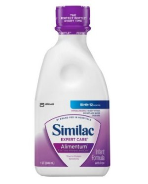 $9.99Similac® Expert Care Alimentum Ready-to-Feed Infant Formula 32 Fl Oz bottle