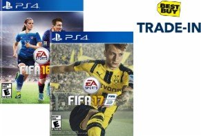 Get up to $25 FIFA 17(Xbox One/PS4) with Trade In