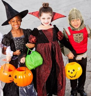 Up to 50% Off Children Halloween Costume @ Amazon