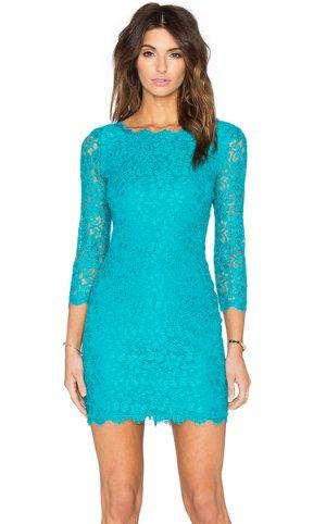 $174(reg.$348)Zarita Lace Dress @ DVF