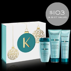 Résistance Hair Care Gift Set | Kérastase