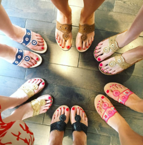 $25 Off on Every $100 Jack Rogers Sandals Purchase @ Bloomingdales