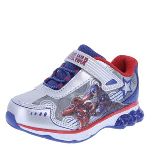 Boys Toddler Civil War Lighted Runner | Marvel Avengers | Payless Shoes