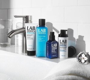 6-Piece Black Friday Week Gift with Any Purchase over $50 @ Lab Series For Men