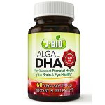 J-bio Algal DHA 300mg support prenatal Health plus Brain & Eye Health