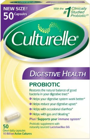 $18.18 Culturelle Digestive Health Capsules, 50 Count
