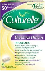 $18.18 Culturelle Digestive Health Capsules, 50 Count