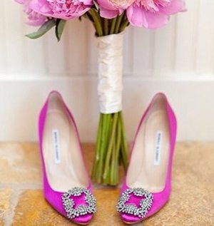Earn Up to a $900 Gift Card with Manolo Blahnik Women Shoes Purchase @ Saks Fifth Avenue