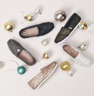 20% OffSale Styles @ TOMS