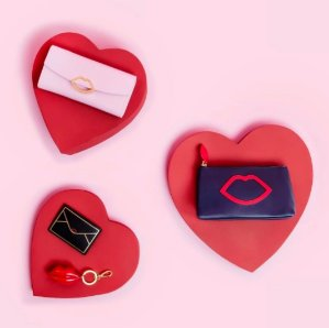 25% Off Valentine's Saleon Lulu Guinness Handbags @ Mybag