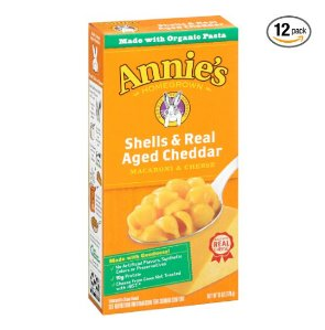 Extra 25% Off + Free Shipping Annie's Mac & Cheese @ Amazon
