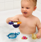 $6.79 Munchkin Lazy Buoys Bathtub Toys @ Amazon