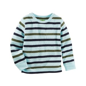 Kid Boy Striped Thermal | OshKosh.com