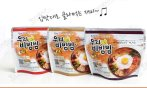 $2.64 EASYBAB Rice With Vegetbale W Mushroom & EASYBAB Instant Kimchi Bibimbap Sale