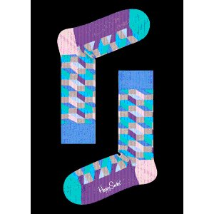 Light Pastel Crew Sock