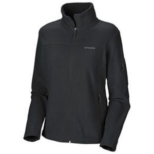 Columbia Fast Trek II Full Zip Plus Size Fleece Jacket - Women's | Campmor