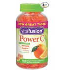 Vitafusion Power C Gummy Vitamins, 70 Count (Pack of 3)