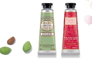 Dealmoon Exclusive: 2 Free Hand Creams With any $35 Purchase @ L'Occitane
