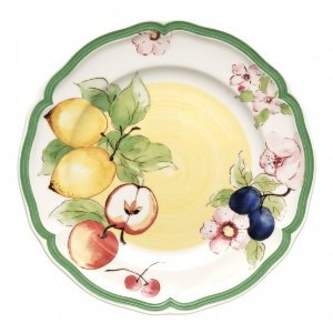 French Garden Menton Salad Plate 8 1/4 in - Villeroy & Boch