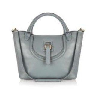 halo medium tote bag blue heron