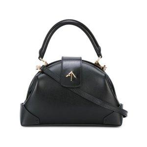 Manu Atelier Demi Frame Crossbody Bag